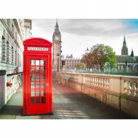 Fototapety PhoneBooth DD118686 A.S. Création Designwalls