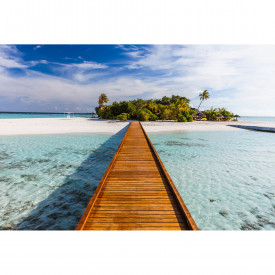 Fototapety Way to Paradise DD119015 A.S. Création Designwalls
