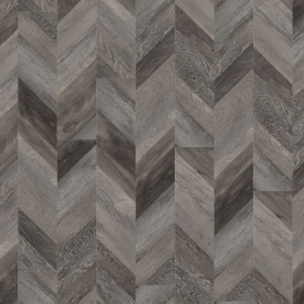 "Gerflor Creation Design 30 SC ""0809 Chevron Hurricane"" (18,4 x 121,9 cm)"