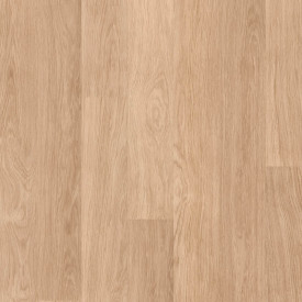 "Quick-Step Eligna ""EL915 White Varnished Oak"" BRICOFLOR"