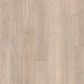 "Quick-Step Eligna ""EL1304 Light Grey Varnished Oak"" BRICOFLOR"