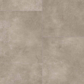 "Gerflor Creation Clic 55 ""0868 Bloom Uni Taupe"" (39,1 x 72,9 cm)"